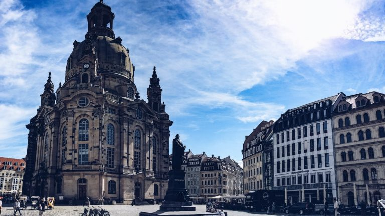 Two days in Dresden