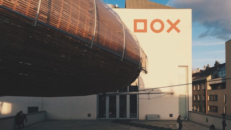 5 REASONS WHY YOU MUST VISIT DOX IN PRAGUE