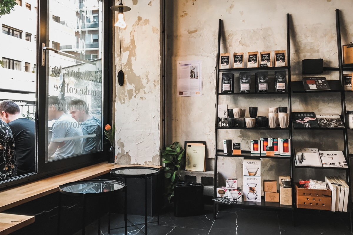 My Little Melbourne Coffee and Brew Bar | Budapest Coffee Guide